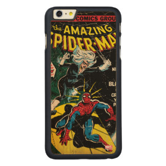 The Amazing Spider-Man Comic #194 Carved Maple iPhone 6 Plus Case