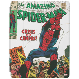 The Amazing Spider-Man Comic #68 iPad Cover