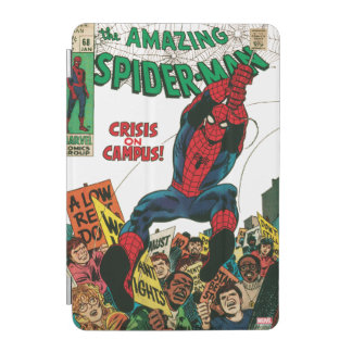 The Amazing Spider-Man Comic #68 iPad Mini Cover