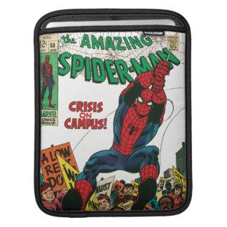 The Amazing Spider-Man Comic #68 iPad Sleeve