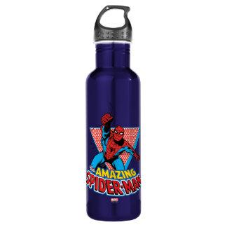 The Amazing Spider-Man Graphic 710 Ml Water Bottle