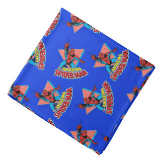 The Amazing Spider-Man Graphic Bandana