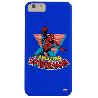 The Amazing Spider-Man Graphic Barely There iPhone 6 Plus Case