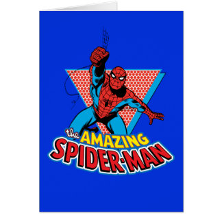 The Amazing Spider-Man Graphic Card