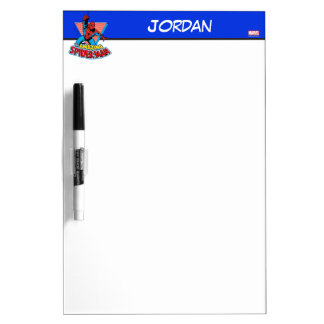 The Amazing Spider-Man Graphic Dry-Erase Boards
