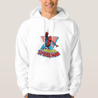 The Amazing Spider-Man Graphic Hoodie