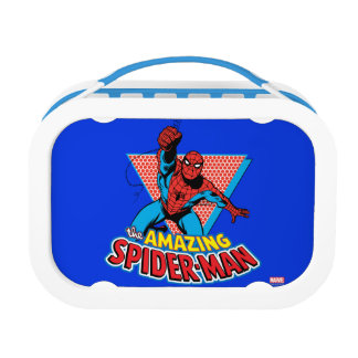 The Amazing Spider-Man Graphic Lunch Box