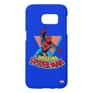 The Amazing Spider-Man Graphic Samsung Galaxy S7 Case