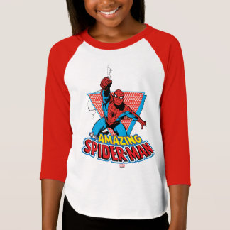 The Amazing Spider-Man Graphic Shirts