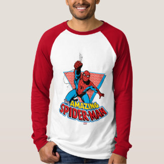 The Amazing Spider-Man Graphic T-Shirt