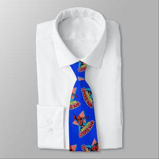 The Amazing Spider-Man Graphic Tie
