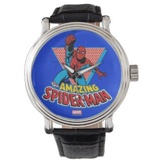 The Amazing Spider-Man Graphic Wrist Watches