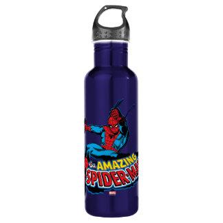 The Amazing Spider-Man Logo 710 Ml Water Bottle