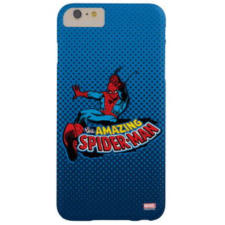 The Amazing Spider-Man Logo Barely There iPhone 6 Plus Case