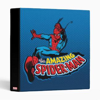 The Amazing Spider-Man Logo Binder