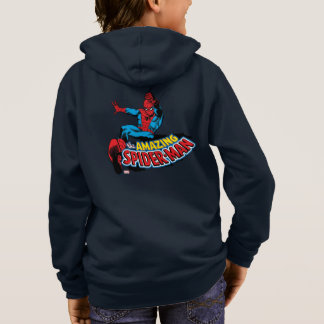 The Amazing Spider-Man Logo Hoodie
