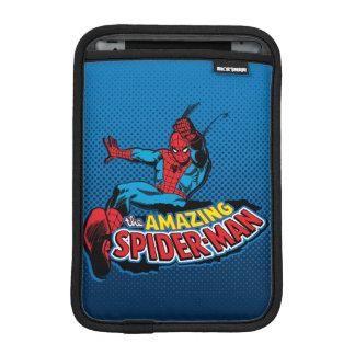 The Amazing Spider-Man Logo iPad Mini Sleeve