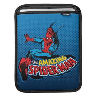 The Amazing Spider-Man Logo iPad Sleeve