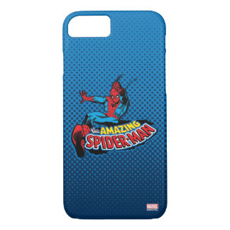 The Amazing Spider-Man Logo iPhone 7 Case