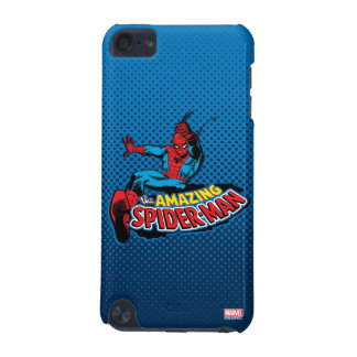 The Amazing Spider-Man Logo iPod Touch (5th Generation) Cover