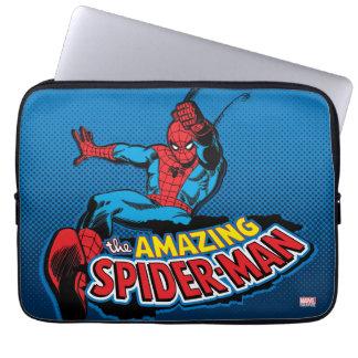 The Amazing Spider-Man Logo Laptop Sleeve