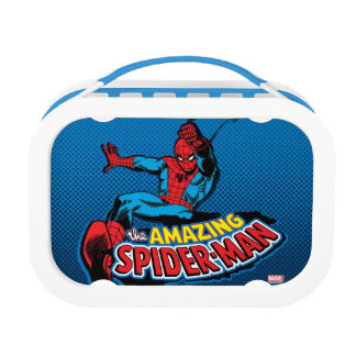 The Amazing Spider-Man Logo Lunch Box