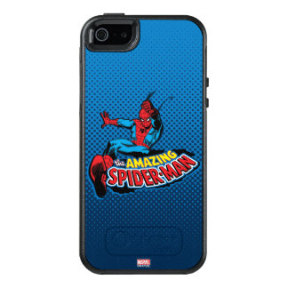 The Amazing Spider-Man Logo OtterBox iPhone 5/5s/SE Case