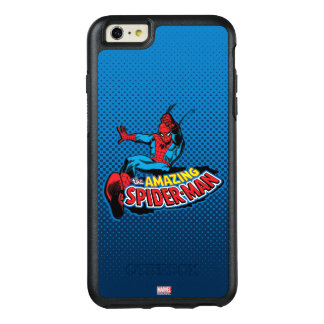 The Amazing Spider-Man Logo OtterBox iPhone 6/6s Plus Case