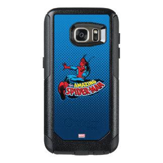 The Amazing Spider-Man Logo OtterBox Samsung Galaxy S7 Case