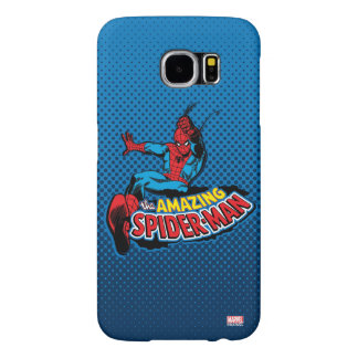 The Amazing Spider-Man Logo Samsung Galaxy S6 Cases