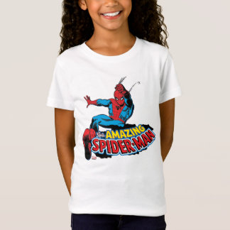 The Amazing Spider-Man Logo T Shirt