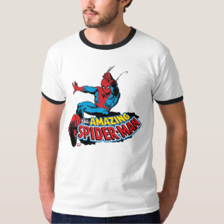 The Amazing Spider-Man Logo T-Shirt