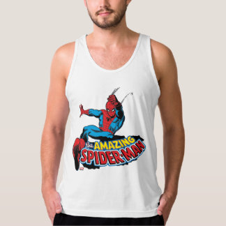 The Amazing Spider-Man Logo Tank Top