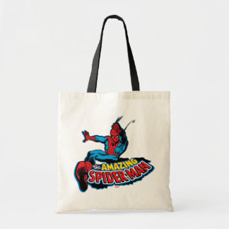 The Amazing Spider-Man Logo Tote Bag