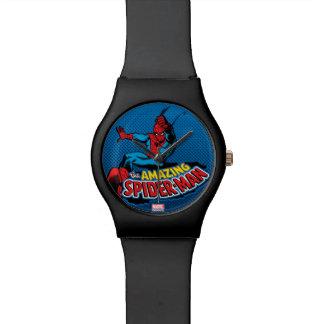The Amazing Spider-Man Logo Watch