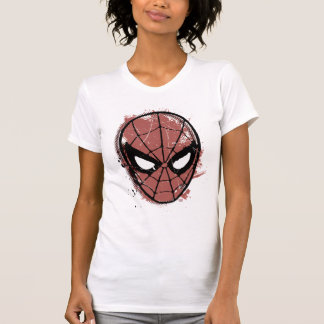 The Amazing Spider-Man Retro Comic Halftone Head T-Shirt