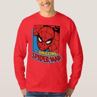 The Amazing Spider-Man Retro Comic Icon T-Shirt