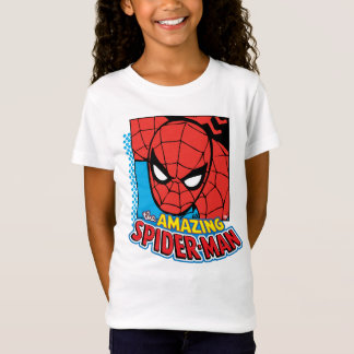The Amazing Spider-Man Retro Comic Icon T-Shirt