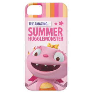 The Amazing Summer Hugglemonster iPhone 5 Cover