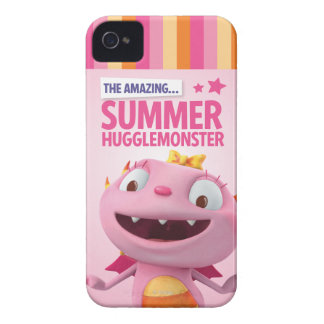 The Amazing Summer Hugglemonster iPhone 4 Case-Mate Cases