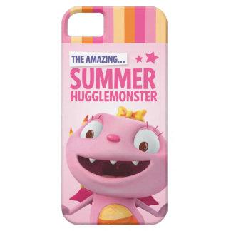 The Amazing Summer Hugglemonster iPhone 5 Cover
