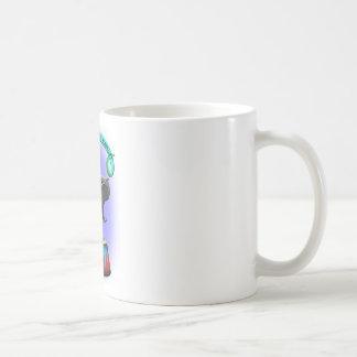 the amazing trumping elephant coffee mug