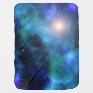 The Amazing Universe Receiving Blanket