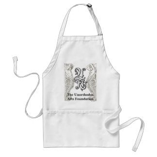 The Amazing Unorthodox Arts Grill Apron