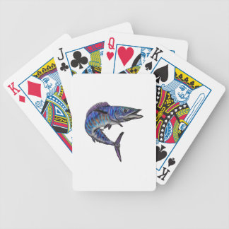THE AMAZING WAHOO BICYCLE PLAYING CARDS