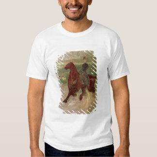 The Amazon, 1882 (oil on canvas) Shirt