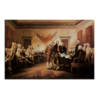 The American Constitution Print