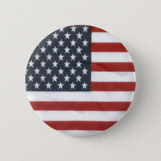 The American Flag 2 Inch Round Button