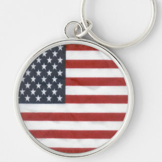 The American Flag Keychain