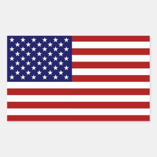 The American Flag Sticker